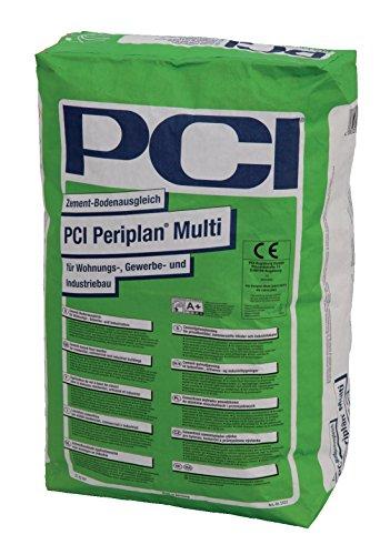 PCI PERIPLAN MULTI 25kg Zement Bodenausgleich