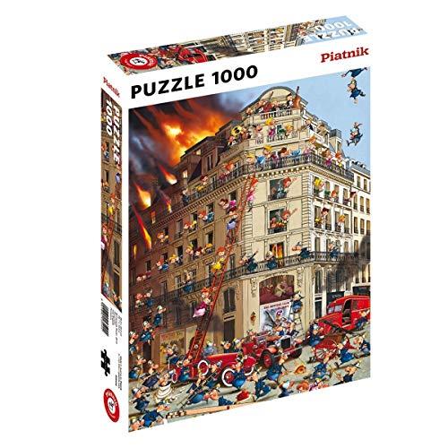 Piatnik 00 5354 Ruyer - Fire Brigade Puzzle