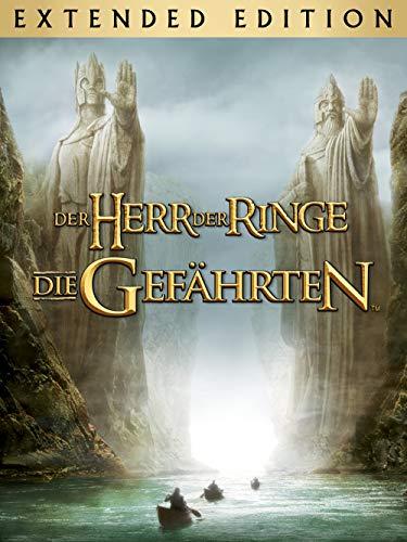 Der Herr der Ringe - Die Gefährten (Extended Edition) [dt./OV]
