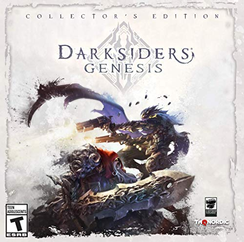 Darksiders Genesis - Nephilim Edition - PS4 - PlayStation 4 Nephilim Edition