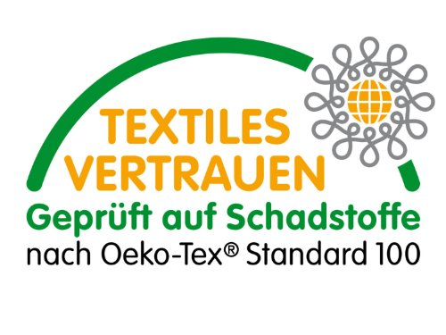 npluseins klassisches Jersey Spannbetttuch – erhältlich in 34 modernen Farben und 6 verschiedenen Größen – 100% Baumwolle, 70 x 140 cm, flieder - 9