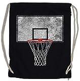 Urban Backwoods Basketball Backboard Turnbeutel Sporttasche