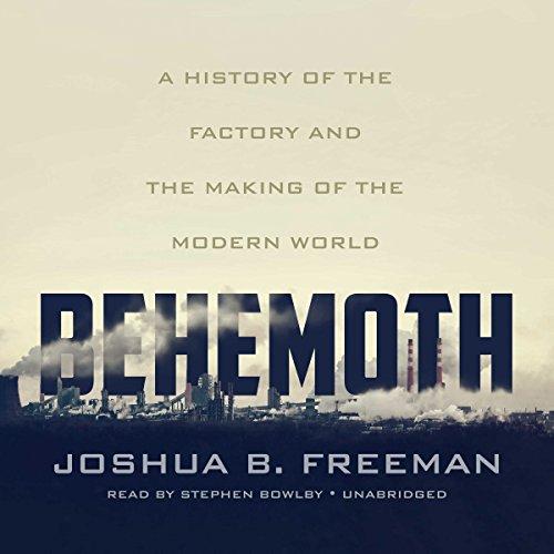 BEHEMOTH by Joshua B Freeman (2018) [Audiobook]