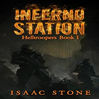 Inferno Station cover art