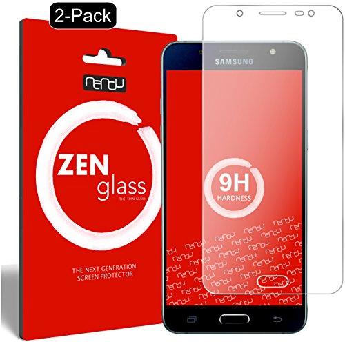 ZenGlass [2 Stück Flexible Glas-Folie kompatibel mit Samsung Galaxy J5 2016 Panzerfolie I Display-Schutzfolie 9H