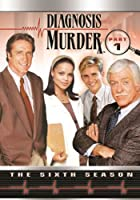 Diagnosis Murder: Sixth Season Part 1 [DVD]