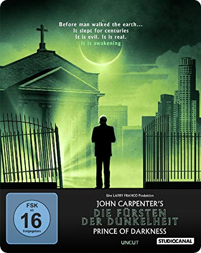 Die Fürsten der Dunkelheit - Uncut - Steelbook - Collector's Edition (4K Ultra HD) [Blu-ray]