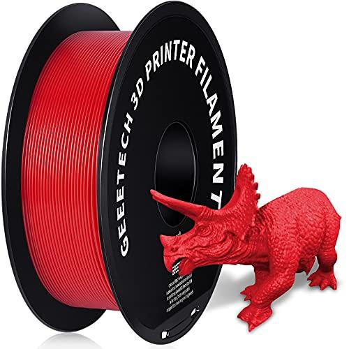 GEEETECH - Filamento 3D PETG 1,75 mm para impresora 3D, 1 kg
