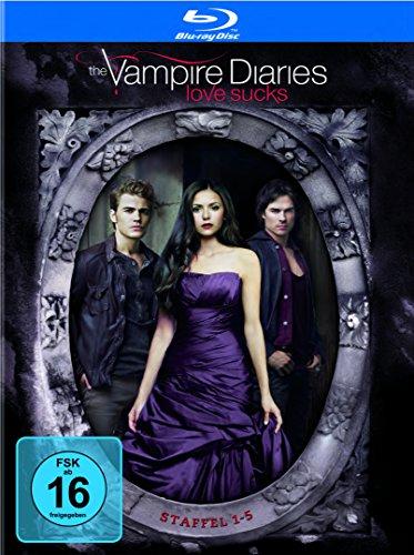 The Vampire Diaries - Staffel 1-5 (exklusiv bei Amazon.de) [Blu-ray] [Limited Edition]