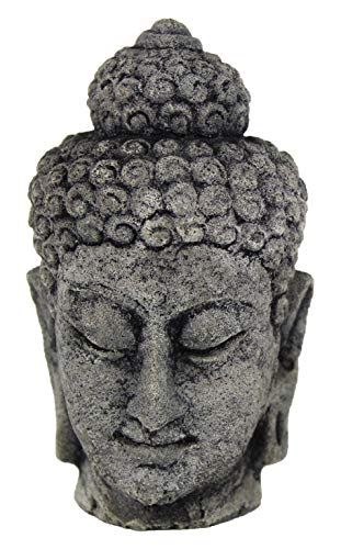 Buddha Head Asian Garden Statues