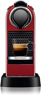 Nespresso Citiz, Máquina de café, 220V Vermelho Cereja