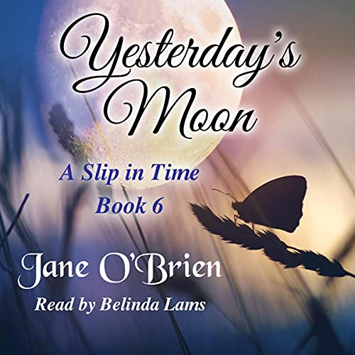 Yesterday's Moon cover art