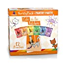 Weruva Cats in The Kitchen, Variety Pack Pouches 3Oz Pouch (Pack of 12)