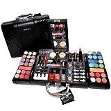 Exclusive Kosmetik Make-up Kunstleder Beautycase SCHMINKKOFFER 63 teilig
