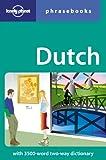Dutch: Lonely Planet Phrasebook