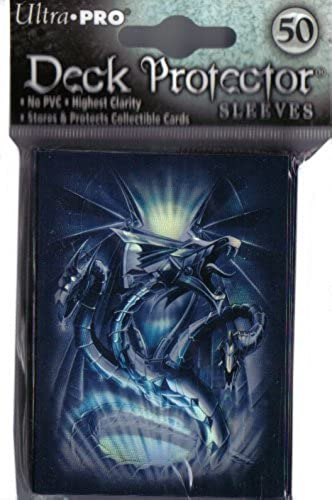 apresurado a ver Navy Diamond Dragon Dragon Dragon Deck Projoectors (50 ct.) by Ultra Pro  barato
