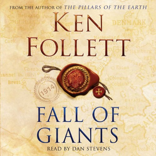 Couverture de Fall of Giants
