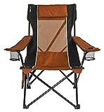 Kijaro Sling Folding Chair, Victoria Desert Orange