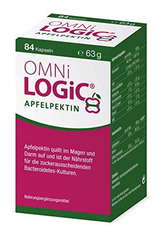 OMNi-LOGiC APFELPEKTIN Spar-Set 2x180 Kapseln