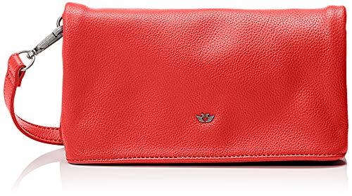 Fritzi aus Preussen Damen Ronja Small Geldbörse, Rot (Red), 2.5x23x11.5 cm