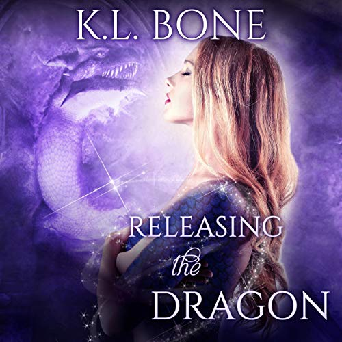 Releasing the Dragon Audiobook By K.L. Bone cover art