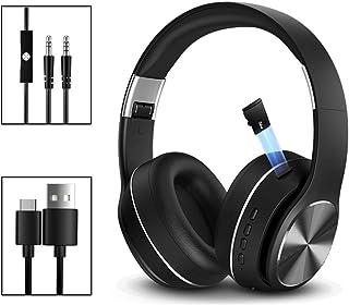 Salandens Audífonos Bluetooth Inalámbricos Tipo Diadema, S