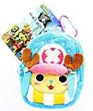 One Piece - Chopper Plush Case Pouch With Key Holder Type A
