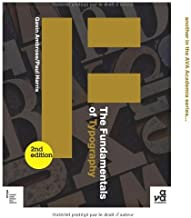 The Fundamentals of Typography (2nd ed.) (Ava Fundamentals Series)