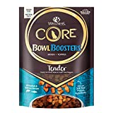 Wellness Core Natural Grain Free Bowl Boosters Tender Dog Food Mixer Or Topper, Whitefish & Salmon...