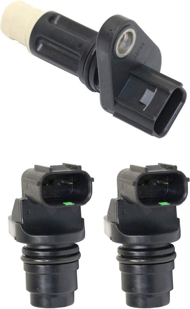 Evan-Fischer Crankshaft Position Sensor Choice With Challenge the lowest price 2008-201 Compatible