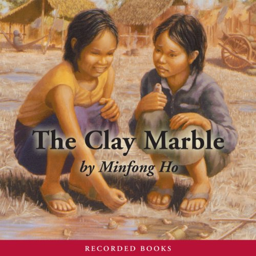 The Clay Marble audiobook cover art