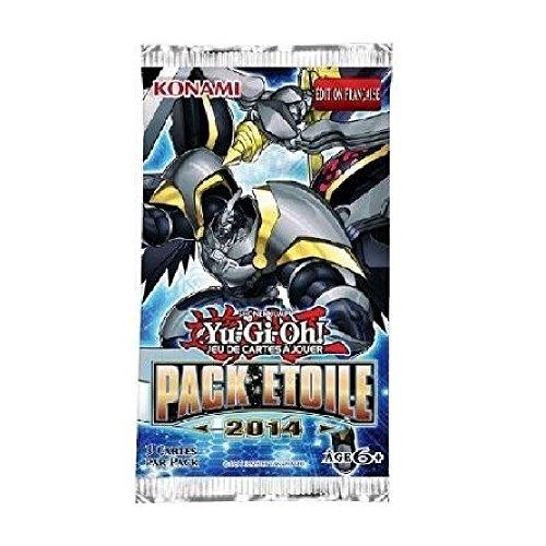 1 x Yu-Gi-Oh - 2014 étoile Booster Pack