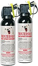 Best pepper spray bear attack Reviews