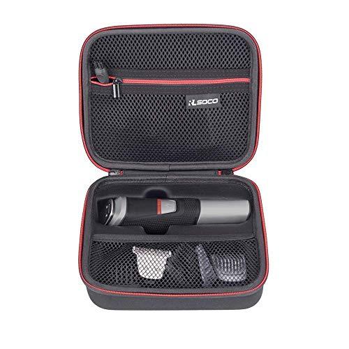 RLSOCO Funda para Philips MG3720/15 MG3730/15 & MG5720/18 Recortadora para barba