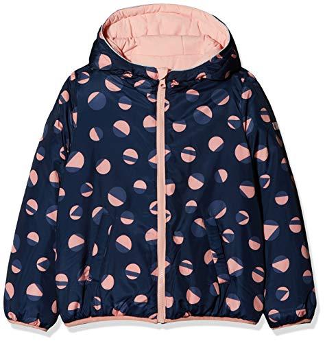 ESPRIT KIDS Mädchen RP4211309 Outdoor Jacket Jacke, Blau (Indigo 460), (Herstellergröße: 116+)