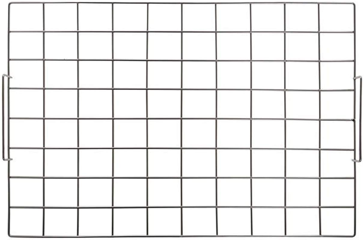 Sheet Cake Marker Rectangular Full Size 80 Piece Stainless Steel 21 L X 17 W X 1 1 2 H