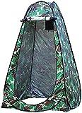 Pop-up Ducha Cambio de Vestuario Privacidad Camping Aseo Tienda Tienda Impermeable Impermeable UV Camping Playa Fácil de Instalar Plegable (Size : Width 120cm)