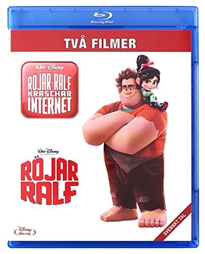 Wreck-It Ralph / Ralph Breaks the Internet [Blu-Ray] [Region Free] (IMPORT) (Keine deutsche Version)