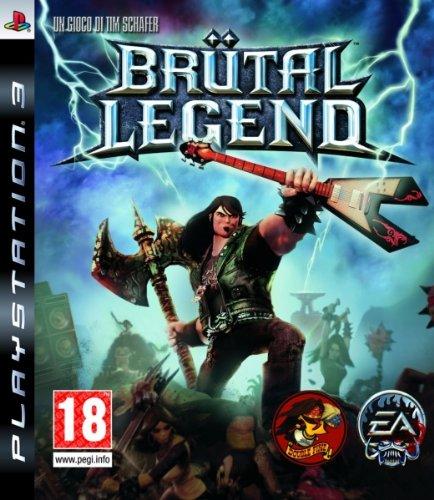 Electronic Arts Brutal legends, PS3 - Juego (PS3, PlayStation 3, Acción / Aventura, M (Maduro))