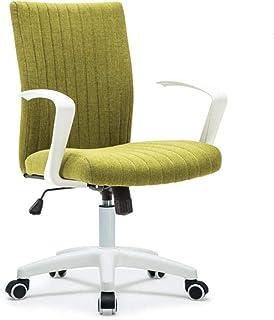 Sillón Las sillas de Escritorio Silla giratoria, Estudiante de informática Silla giratoria Respaldo Silla de recepción de elevación Oficina Jefe Silla giratoria Silla Taburete