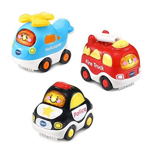 VTech Go! Go! Smart Wheels Starter Pack 3-Pack