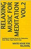 Relaxing Music for Meditation : ...