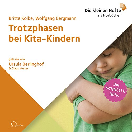 Trotzphasen bei Kita-Kindern audiobook cover art