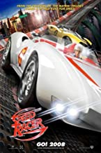 Speed Racer Poster UK 27x40 Emile Hirsch Christina Ricci Susan Sarandon