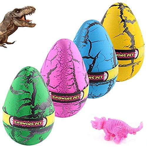 Hatching Growing Dinosaur Toys, YKL…