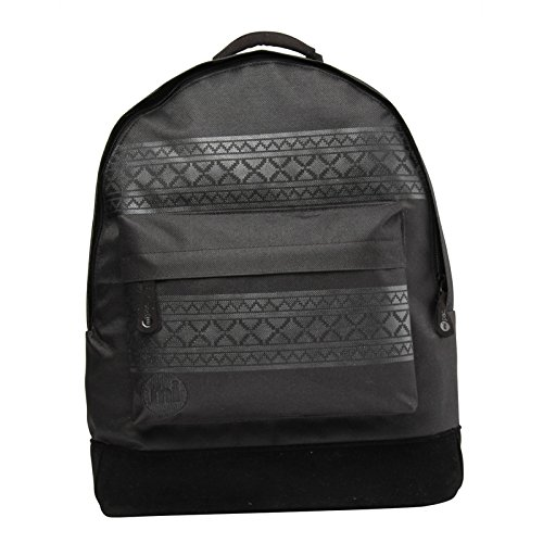 Mi-Pac Nordic Backpack Mochila Tipo Casual, 41 cm, 17 litros, All Black