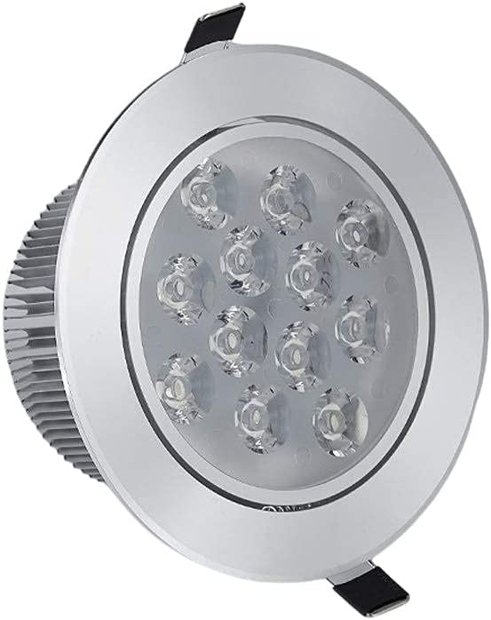 Super sale period limited GYZLZZB 18W LED Anti-Glare Downlight Integrated Fixture Ranking TOP1 Recessed
