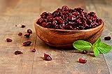 Arándanos Rojos Deshidratados | 1 Kg de Arándanos Secos | Enteros y Con Azúcar Añadida | Un...