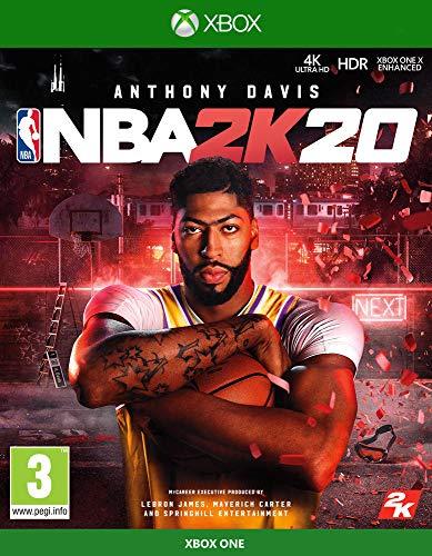NBA 2K20 [Importación francesa]