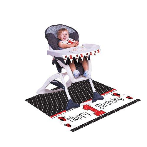 Creative Conversion Circus temps Chaise haute Party Kit, 3 pièces